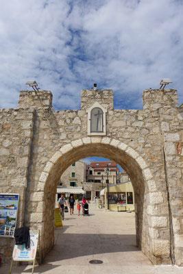 Insel-Altstadt Primosten, Kroatien