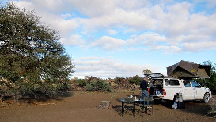 Mesosaurus Camp Namibia