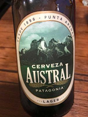 Patagonisches Bier
