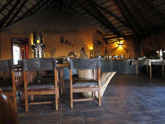 Restaurant Solitaire Guest Farm, Namibia