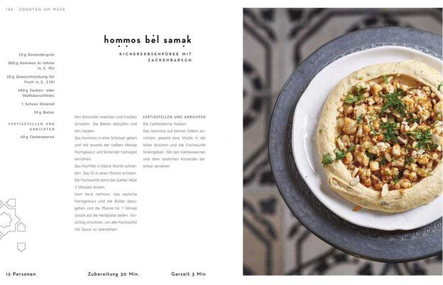 Das Libanon Kochbuch