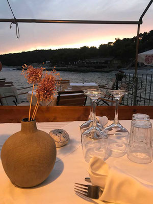 Restaurant Milina, Milna Beach Hvar