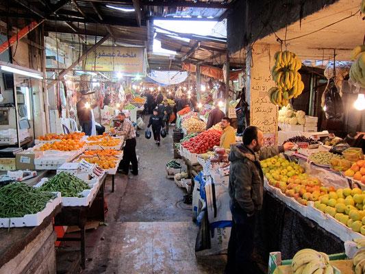 City of Amman,  Markt Jordan