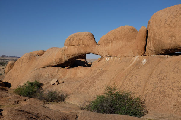 The Bridge, Spitzkoppe Namibia