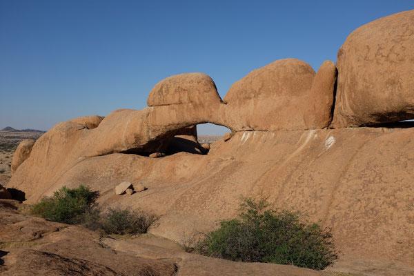 The Bridge, Spitzkoppe Namibia