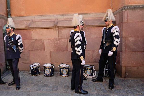 Königliche Garde Stockholm