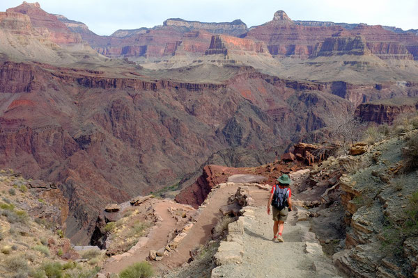 South Kaibab Trail Grand Canyon