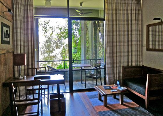 Room HERITANCE KANDALAMA Eco-Hotel Sri Lanka