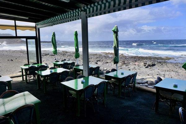 Bogavante, ein weiteres gutes Fischrestaurant in El Golfo Lanzarote