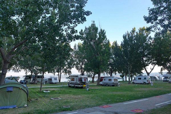Campingplatz Galeb in Omis