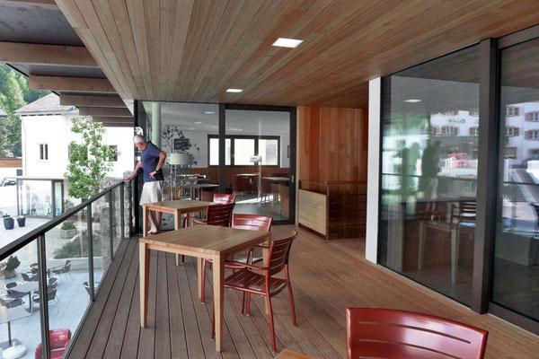 Modernes Hotel-Konzept, Nives Sulden