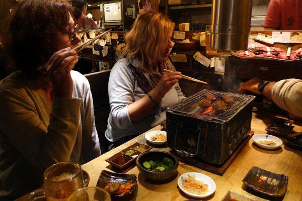 Tipp Yakiniku Grillrestaurant Shinjuku Tokio