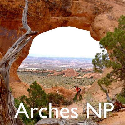 Wohnmobilreise USA Südwesten Arches