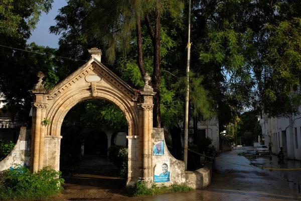 Portugiesiches Tor Stone Town