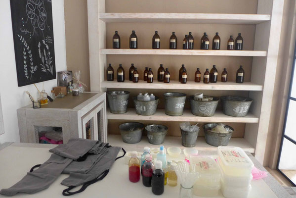 Aroma Workshop im Marbella Club Kids Club
