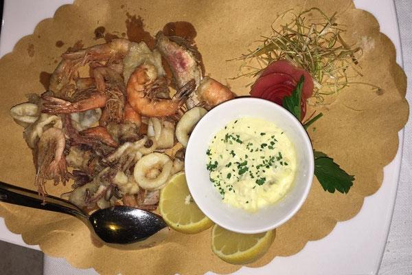 Restaurant Tipp Giuly in Brenzone Gardasee