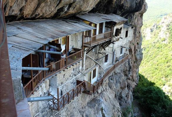 Zimmer mit Balkon, Kloster Prodromou