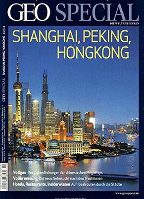 GEO Spezial Shanghai, Peking, Hongkong