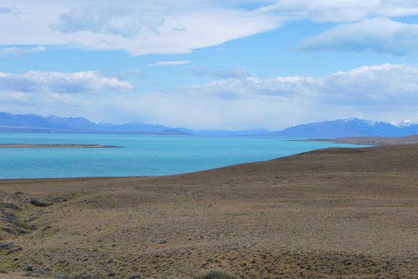 Viedma See nach El Chalten