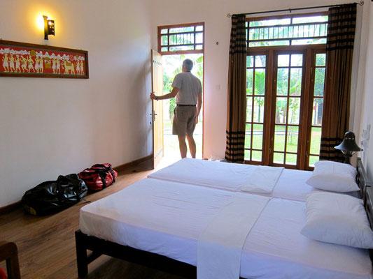 Neue Zimmer Room SERENE PARK Tissamaharama, Sri Lanka