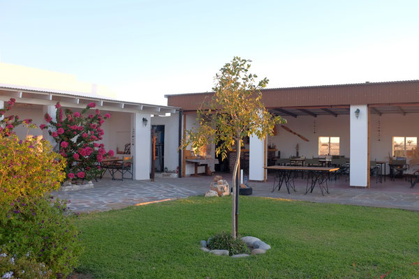 Tsondab Valley Lodge, Namibia