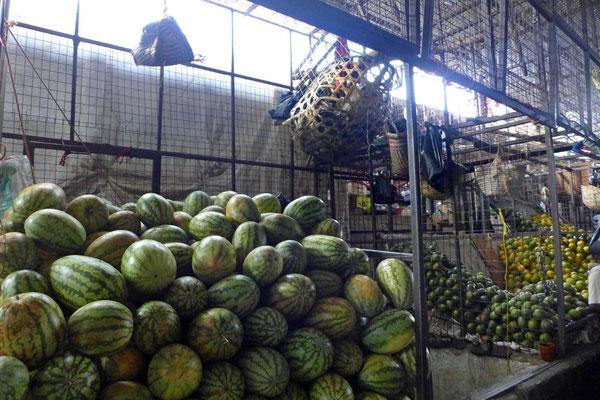 Central Market in Arusha, Tanzania