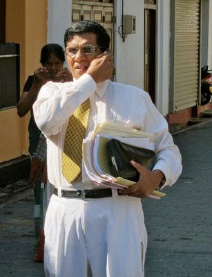 'Advocates & Lawers' Galle Sri Lanka Sightseeing