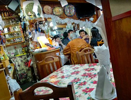 Puerto Varas Fischrestaurant