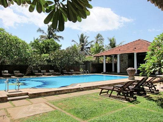 Hotel Villa Araliya, Negombo Sri Lanka