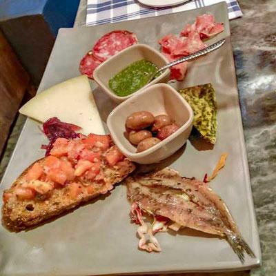 Osteria, Portovenere Ligurien