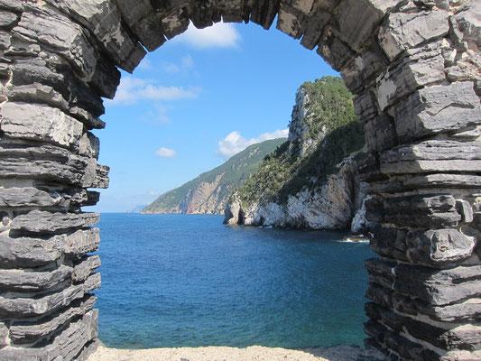 Küstenwanderung Portovenere, Ligurien