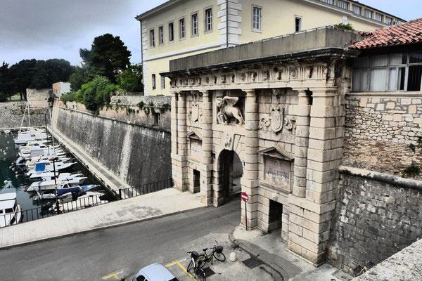 Altstadttor von Zadar