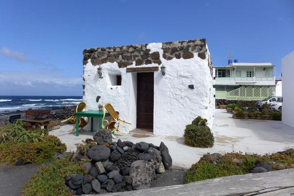 Kubenhäuser in El Golfo Lanzarote