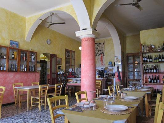 Slow Food Osteria Picciarello, La Spezia