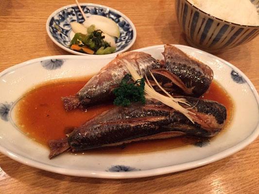 Sardinen auf Sterne-Niveau, Nakajima Restaurant Tokio