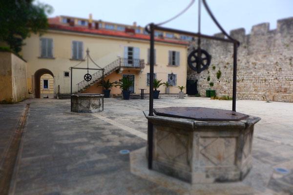 der Fünf-Brunnen-Platz in Zadar