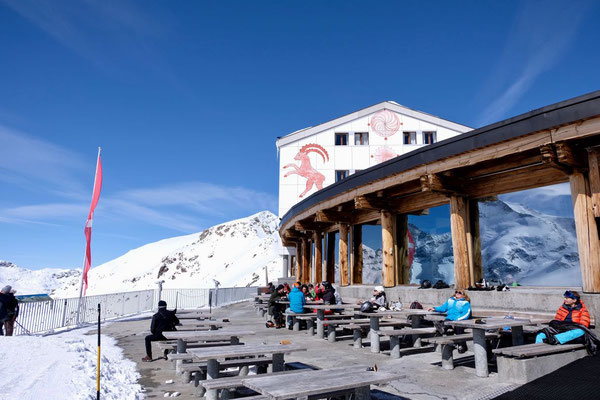 Diavolezza Panorama-Terrasse & Bergrestaurant