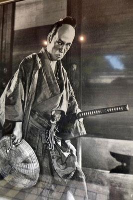 Okochi Denjiro berühmter Samurai Darsteller