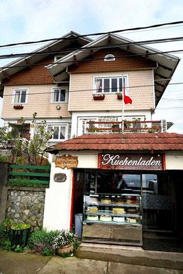 Der Kuchenladen in Frutillar