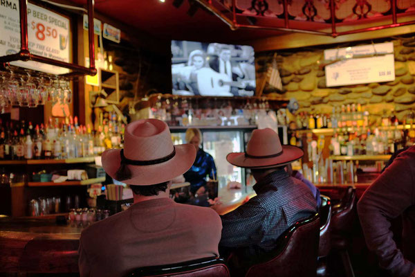 Bar im Irma Hotel Cody