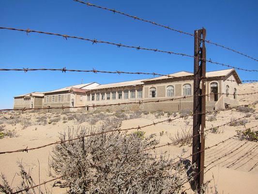 Geisterstadt Kolmanskuppe Namibia