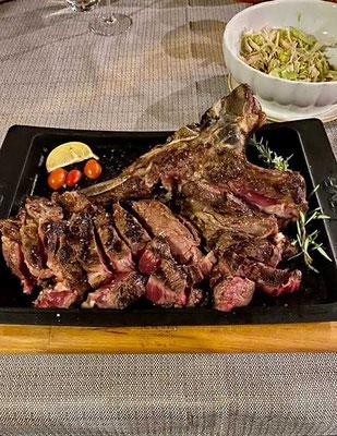 Foirentina Steak Konoba Rino Momjan