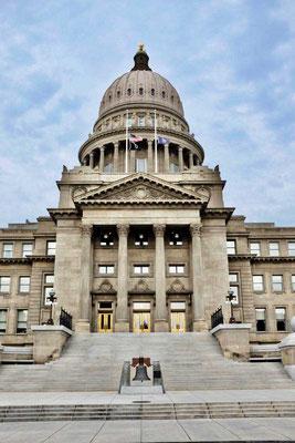 Boise City Visit Capitol