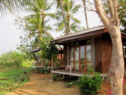 Bungalow Rice Villa bei Polonnaruwa, Sri Lanka