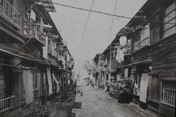 Die historische Unterstadt Shitamachi, Museum Ueno Park Tokio