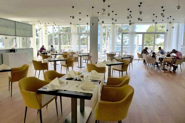 Bava Restaurant Hotel Bellevue