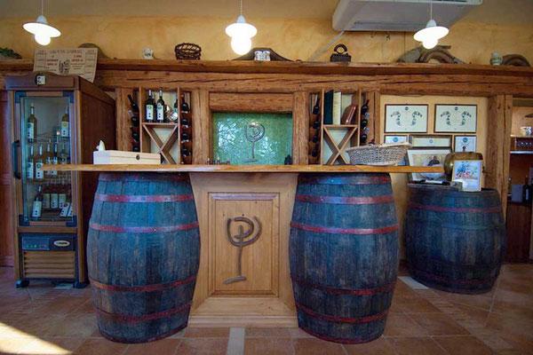 Weingut  PILATO in Vizinada, Istrien