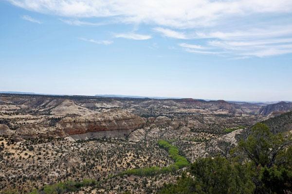 All-American Roads Utah Scenic Byway 12  USA Südwesten