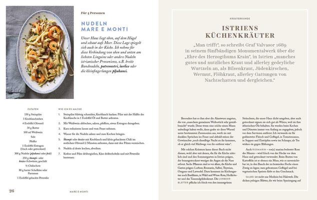 Das Istrien-Kochbuch Brandstätter Verlag