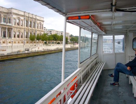 Bosporus Bootstour, Istanbul